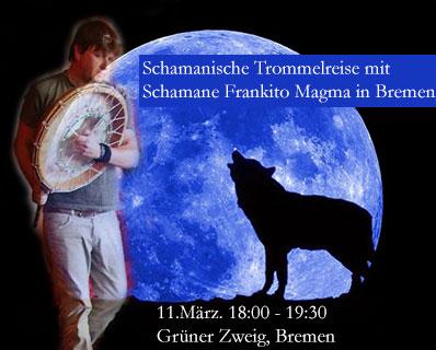 Schamanische Trommelreise 11.03.2017