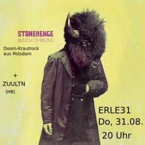 Konzert Stonehenge & ZUULTN